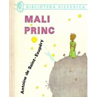 ANTOINE DE EXUPERY : MALI PRINC